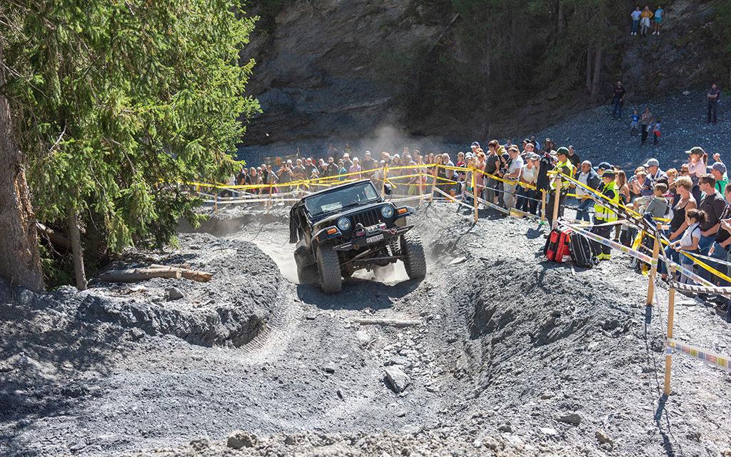 Le Canyon | L'épreuve du Jeep-Heep-Heep tant attendue