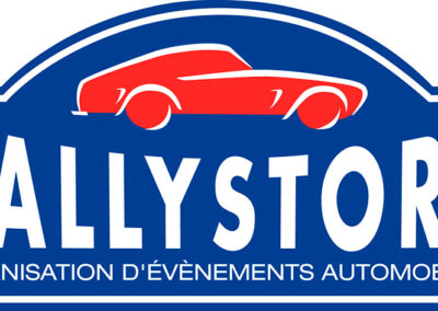 Logo Rallystory organisateur de Ice Driving.