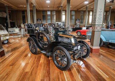 Motorclassica Melbourne 2019 - Avant Guerre - 1904 De Dion-Bouton V.
