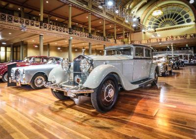 Motorclassica Melbourne 2019 - Avant Guerre - 1931 Rolls-Royce Phantom II Continental Sports Saloon.