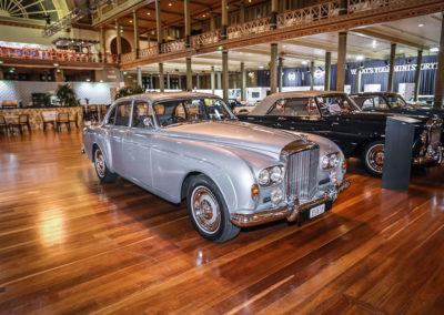 Motorclassica Melbourne 2019 - Prix Classique Fermée - 1965 Bentley S3 Continental Flying Spur Saloon.