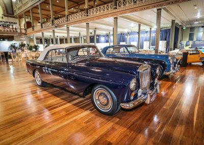 Motorclassica Melbourne 2019 - Prix Classique cabriolet - 1960 Bentley S2 Continental Drophead Coupé.