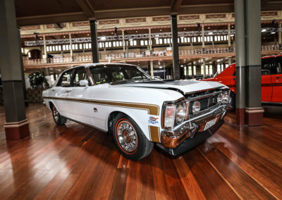 Motorclassica Melbourne 2019 - Prix Classique catégorie GT - 1969 Ford Falcon XW GTHO Phase 1.