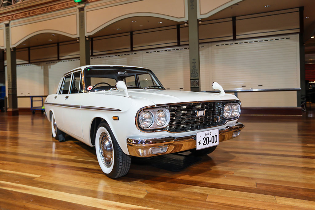 Motorclassica Melbourne 2019 - Prix de la meilleure préservation auto - 1965 Toyota Crown S.