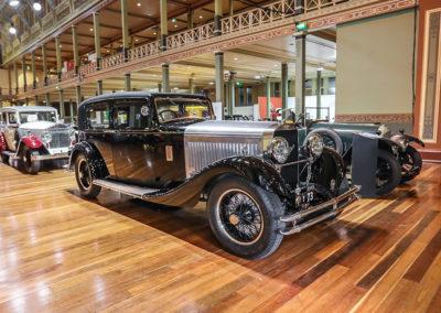 Motorclassica Melbourne 2019 - Spirit of Motorclassica - 1924 Hispano-Suiza H6 B.