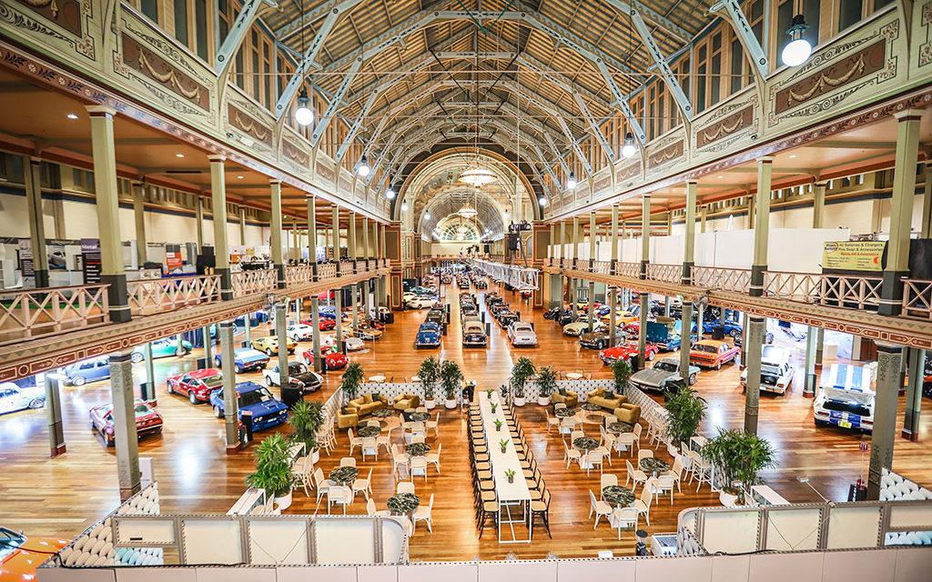 Motorclassica Melbourne | Concours d'Élégance au sein du Royal Exhibition Building