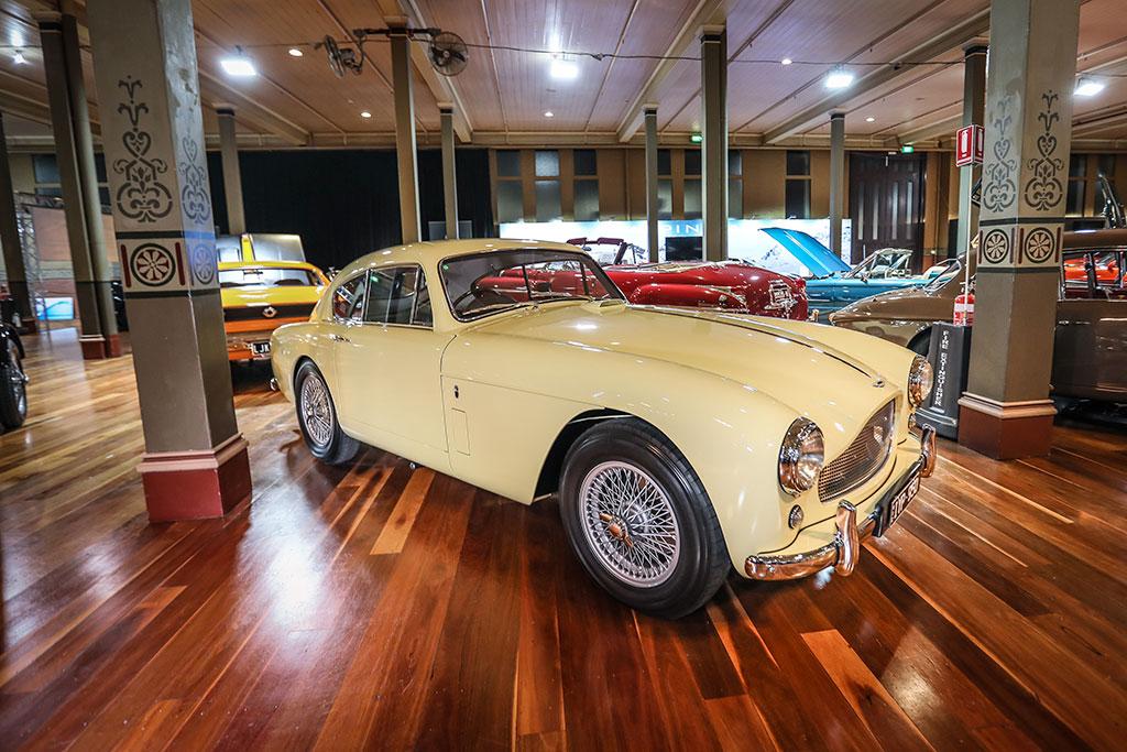 Motorclassica Melbourne 2019 - Best of Show 1959 Aston Martin DB2 MKIII.