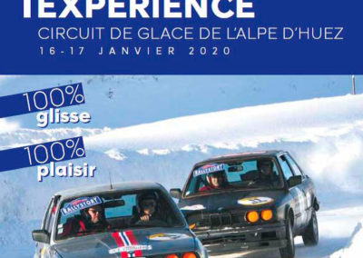 Programme Ice Driving 2020.