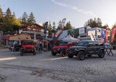 Sans les partenaires et sponsors, pas de Jeep-Heep-Heep, ZZ Kustom fait partie des fidèles de l'évènement