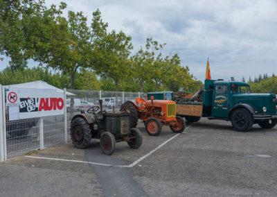 Tracteurs et Camion à BROCMobile 2019