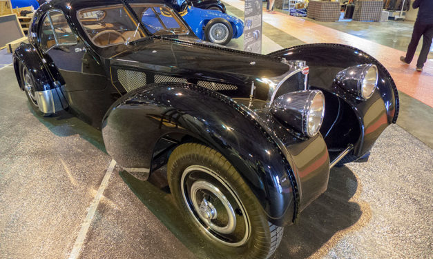 Usine Bugatti | Nostalgie, quand tu nous tiens