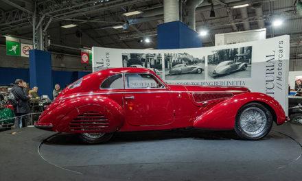 Salon Rétromobile 2019 | Artcurial, Bonhams et RM Sotheby's frappent du marteau