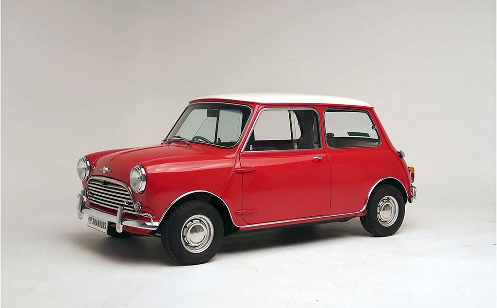 1962 long-stroke 997cc Mini Cooper estimation AUD 35,000-45,000.