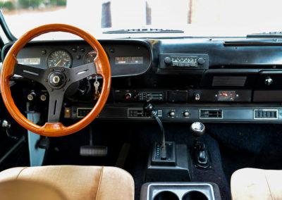 1976-1982 Monteverdi Sahara tableau de bord