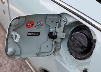 1991 Nissan Figaro essence sans plomb obligatoire.