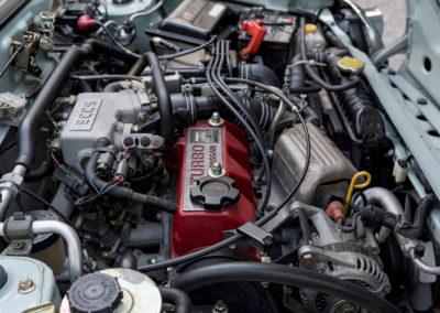 1991 Nissan Figaro petite cylindrée mais vitesse de 160 km:h.