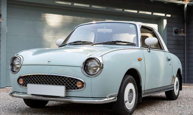 Nissan Figaro | Mariage d'amour ou mariage de raison ?