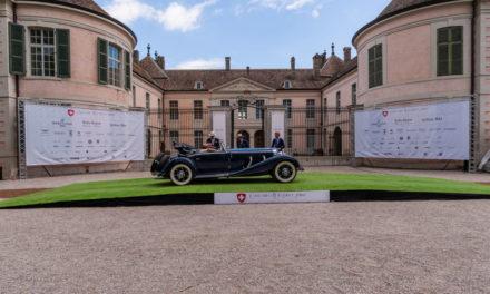 Concours d'Élégance Suisse | Les anniversaires de la 4e édition