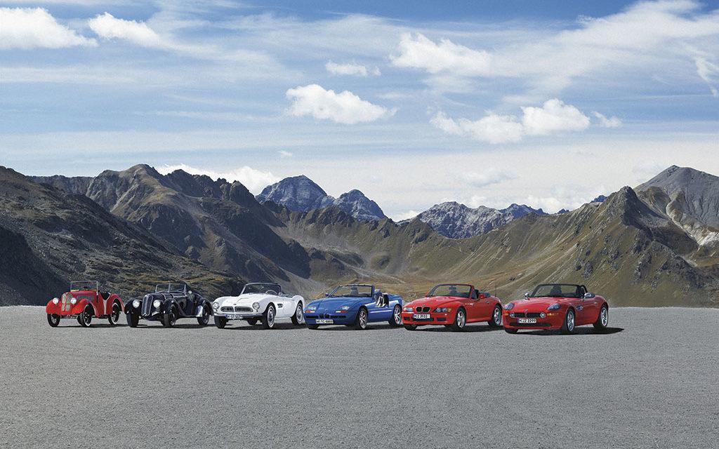 BMW Z8   Une voiture de collection à part entière