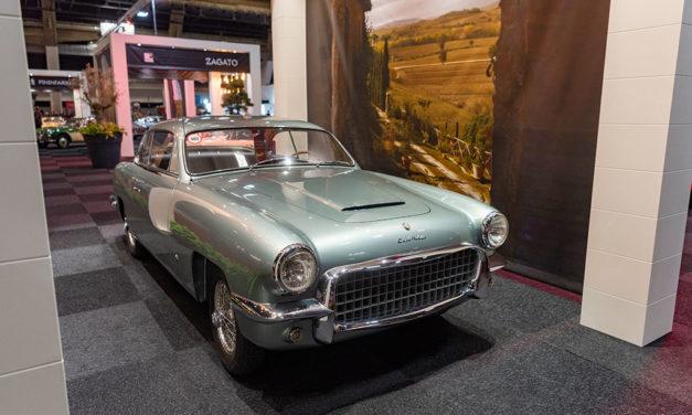 Carrozzeria Ghia   L'un des plus fameux carrossiers italiens