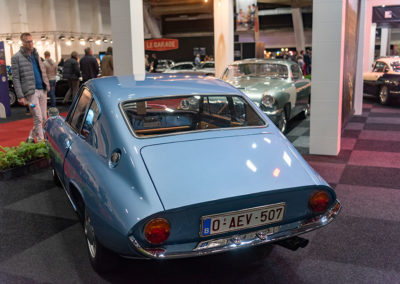 1965 GT 1500 vue arrière - Carrozzeria Ghia
