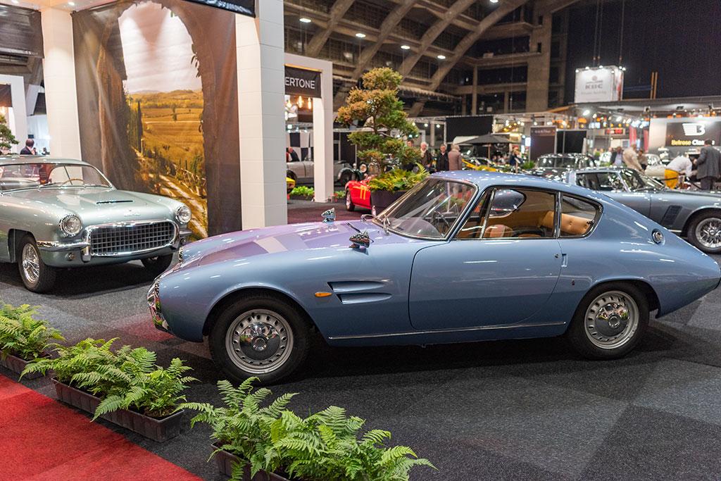 1965 GT 1500 vue latérale côté gauche - Carrozzeria Ghia