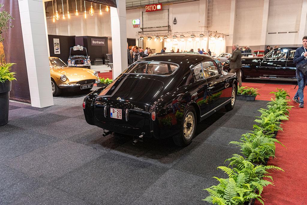 1953 Lancia Aurelia B20 GT vue trois quarts arrière droit - Carrozzeria Pininfarina.