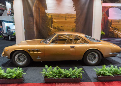 1964 Ferrari 500 Superfast ex-Peter Sellers vue latérale côté gauche - Carrozzeria Pininfarina.