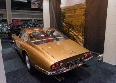 1964 Ferrari 500 Superfast ex-Peter Sellers vue trois quarts arrière gauche - Carrozzeria Pininfarina.