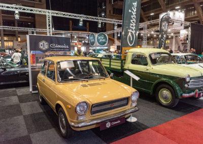 1973 Autobianchi A112 Série 1 vue trois quarts avant droit - COG Classics