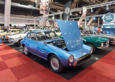 Ghia 1500 GT capot ouvert - Collectors