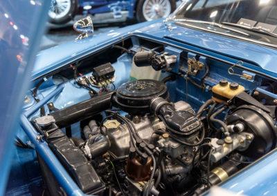 Ghia 1500 GT vue du moteur - COG Classics