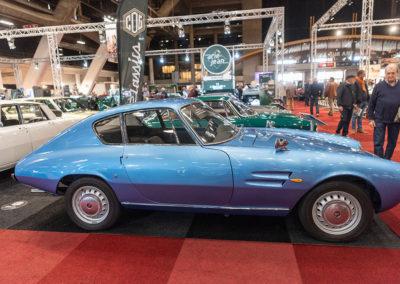 Ghia 1500 GT vue latérale côté droit - COG Classics