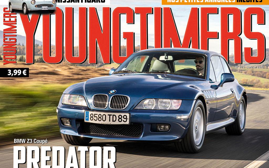 Youngtimers Magazine| Présent à Rétromobile 2020