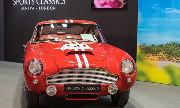 Rétromobile | Des spécialistes de la voiture de collection en Suisse