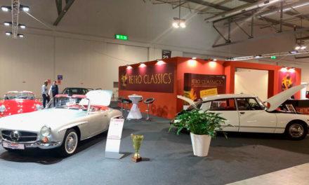Retro Classics Stuttgart | 20 ans d'amour pour la voiture classique