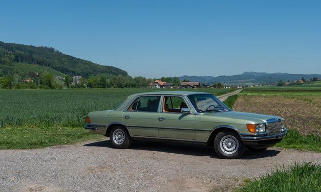 À 45 ans, la Mercedes-Benz 450 SEL 6.9 attire toujours autant