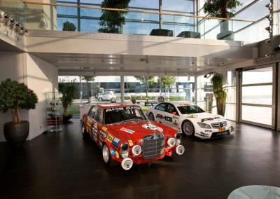 AMG Rote Sau 2012 45 ans Mercedes-AMG Affalterbach.