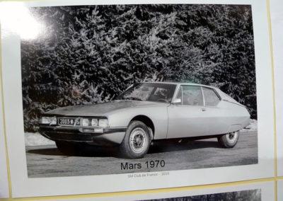 1970 Citroën SM