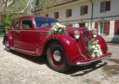 1940 Alfa Romeo 6C 2500 Turismo - The Swiss Auctioneers - 17 octobre 2020