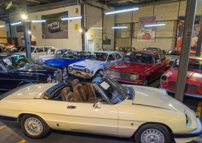 1983 Alfa Romeo Spider 2.0 - The Swiss Auctioneers - 17 octobre 2020