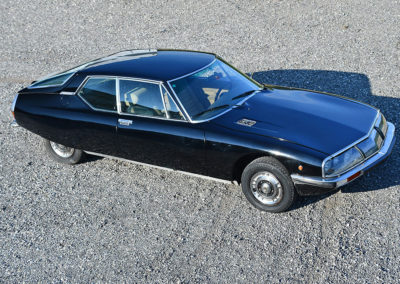 1971 Citroën SM carburateurs - The Swiss Auctioneers - 17 octobre 2020