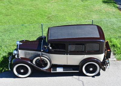 1931 DeSoto Six Series SA Sedan - The Swiss Auctioneers - 17 octobre 2020