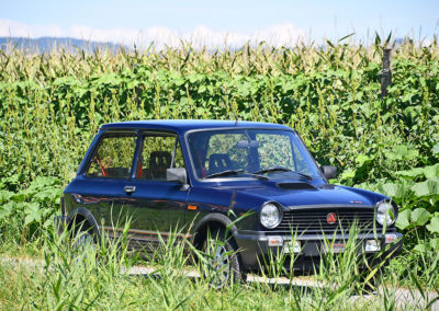 1985 Lancia Autobianchi A112 Abarth - The Swiss Auctioneers - 17 octobre 2020