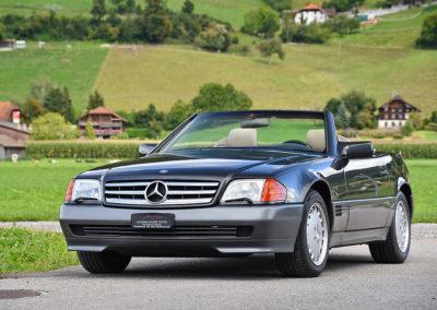 1992 Mercedes-Benz 300 SL 24 - The Swiss Auctioneers - 17 octobre 2020