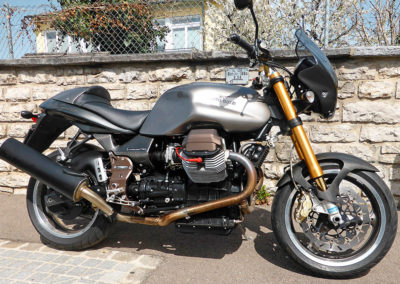 2003 Moto Guzzi V11 Cafe Sport - The Swiss Auctioneers - 17 octobre 2020