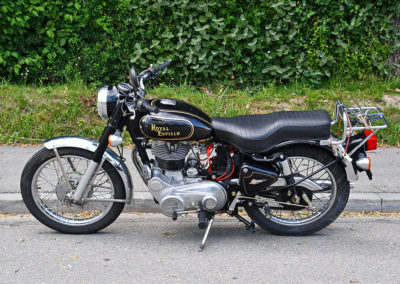 2007 Royal Enfield Bullet 500 - The Swiss Auctioneers - 17 octobre 2020