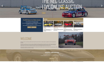 Silverstone Auctions 2020 | The NEC Classic Live Online Auction 2020