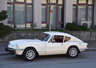 1971 Triumph GT6 MK III - The Swiss Auctioneers - 17 octobre 2020