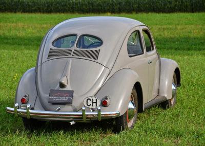 1952 Volkswagen Käfer Brezelfenster - The Swiss Auctioneers - 17 octobre 2020